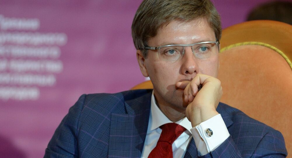 Mayor of Riga Nils Usakovs. File photo