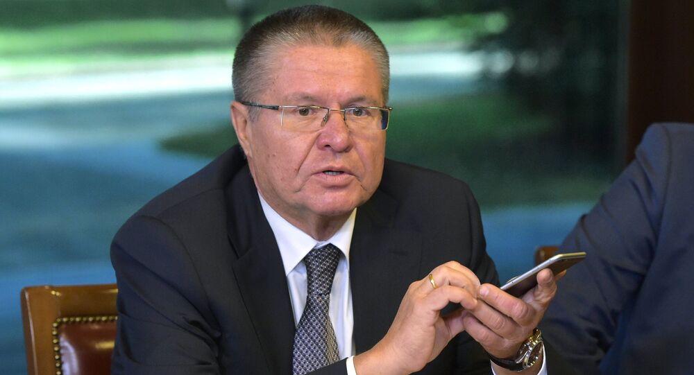 Economic Development Minister Alexei Ulyukayev