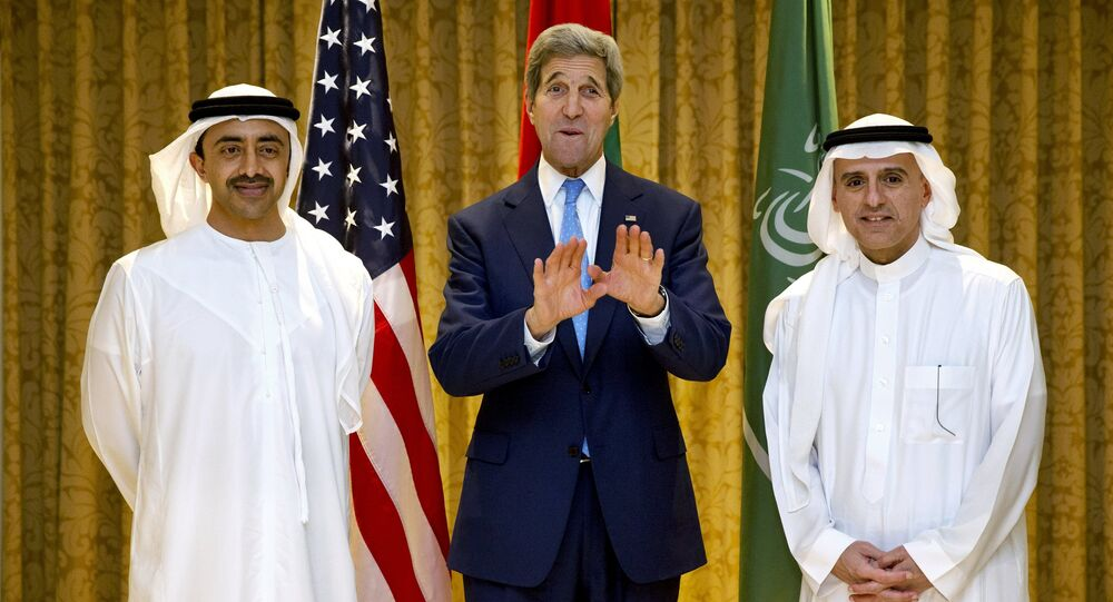 The United States, the United Arab Emirates and Saudi Arabia have reportedly promised further support to the so-called moderate opposition in Syria