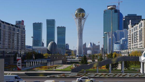 Central Downtown Astana, Kazakhstan - Sputnik International