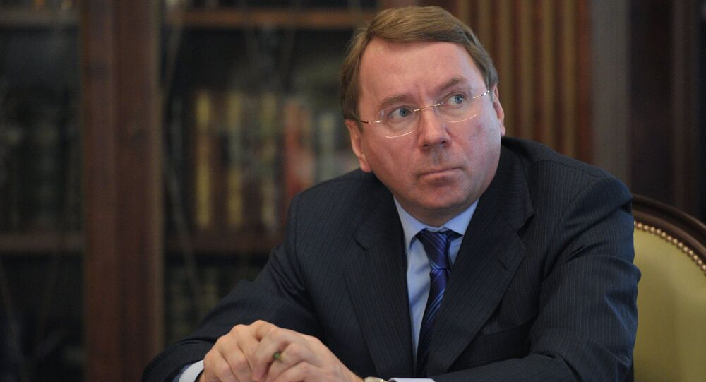 Vladimir Kozhin, Russian presidential aide on military-technical cooperation