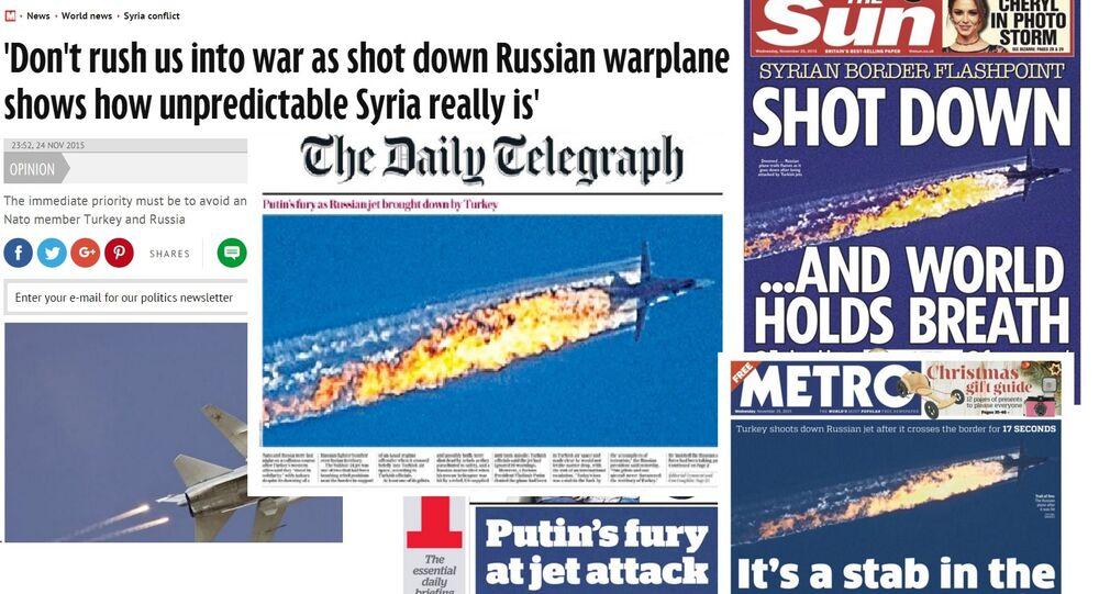 British media headlines