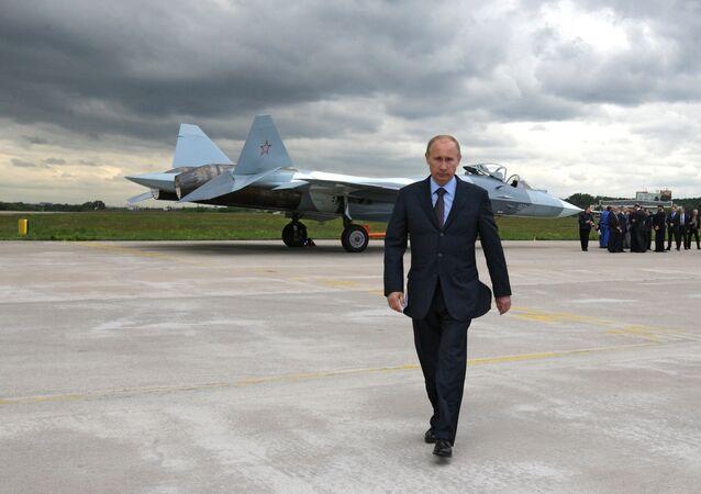 Russian President Vladimir Putin. File photo
