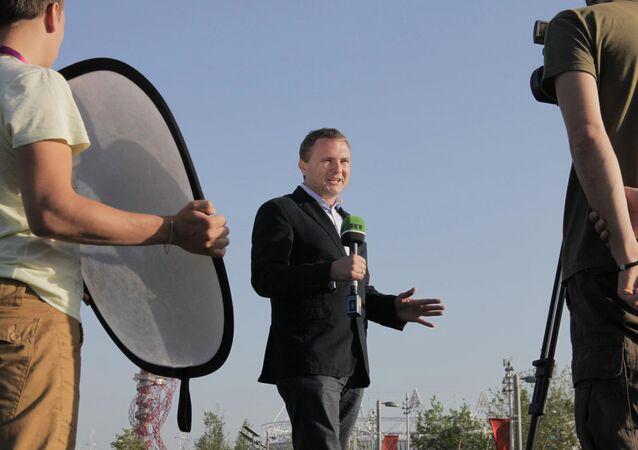 RT correspondent Roman Kosarev