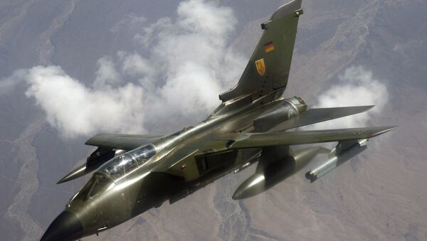 A Luftwaffe (German Air Force), Panavia Tornado IDS aircraft - Sputnik International