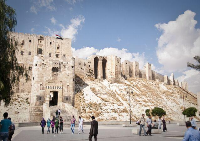 Aleppo: Citadel