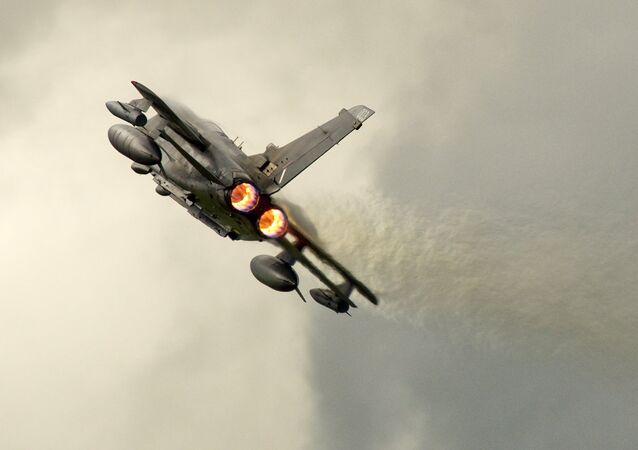 RAF Tornado ZA369