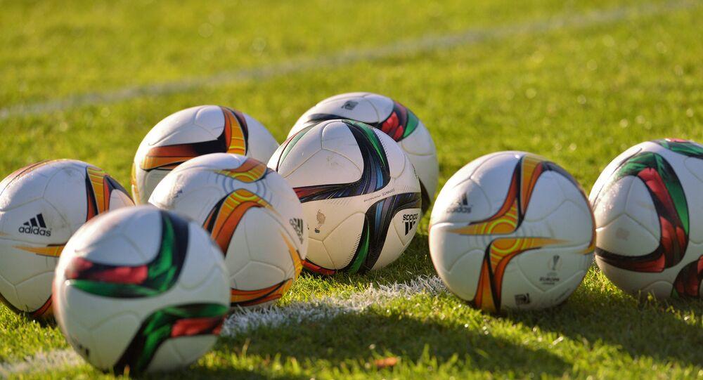 UEFA Europa League. FC Lokomotiv holds training session