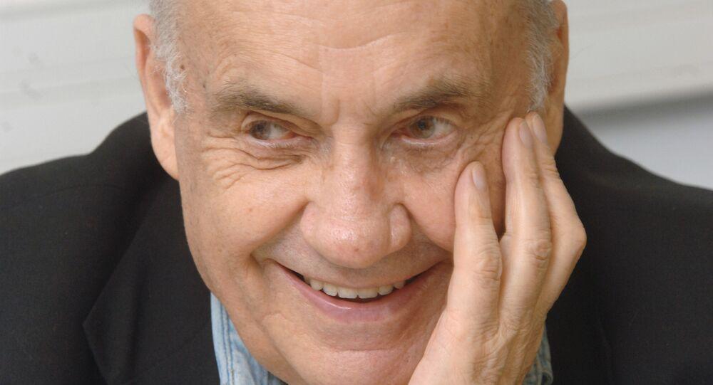 Russian film director Eldar Ryazanov dies at 88