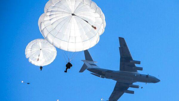 Russian Airborne Forces - Sputnik International