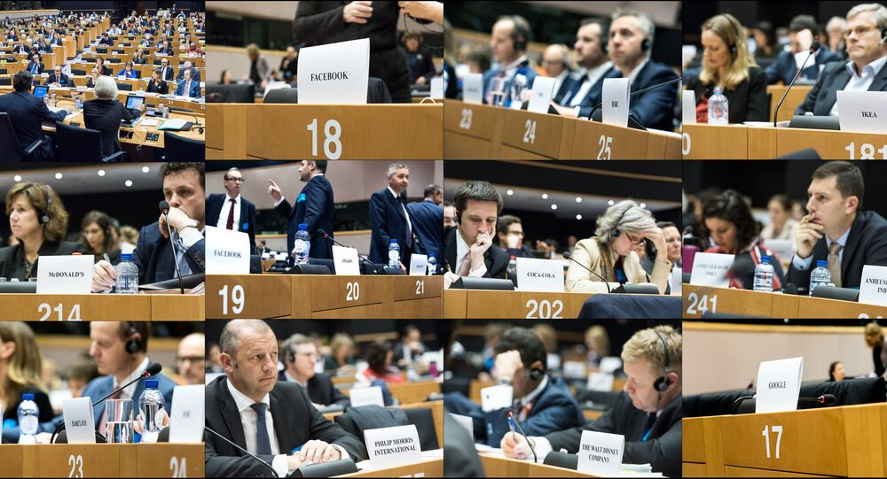 Taxing issue: multinationals respond to EP proposals to make them pay their fair share