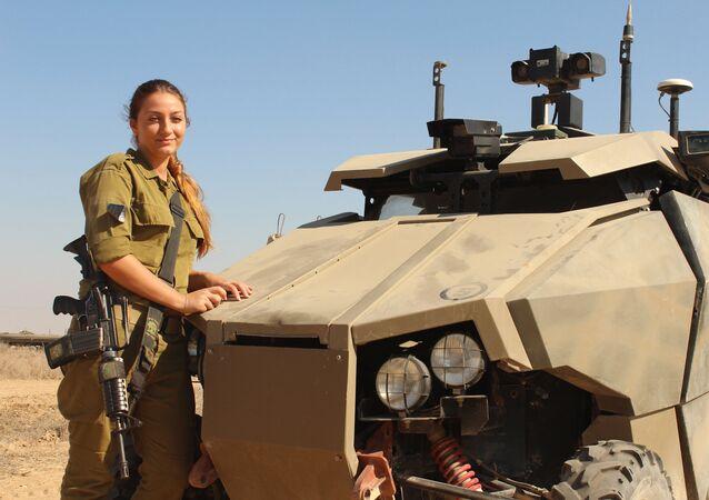 Israeli Made Guardium UGV