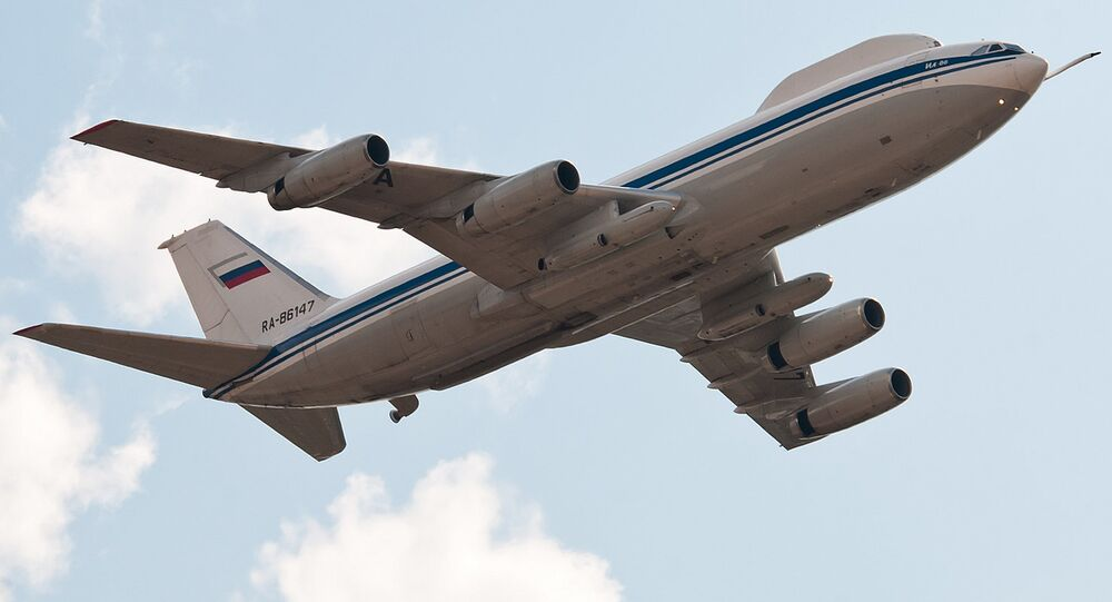 The Great Plane Robbery: Thieves Steal Radio Equipment From Russian 'Doomsday' Plane