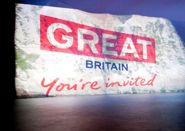 Great Britain: You're invited