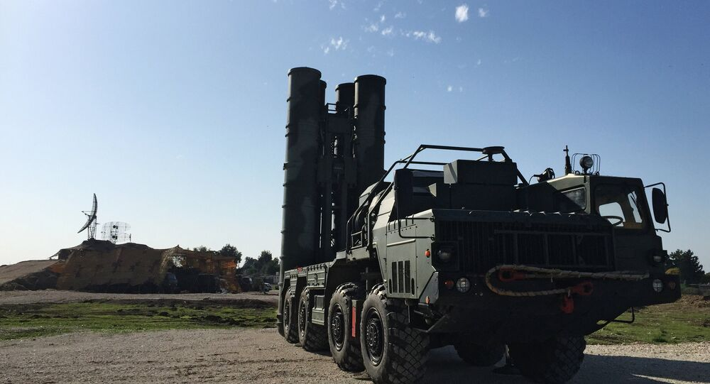 Indian Authorities to Approve Purchase of 5 Russian S-400 Systems