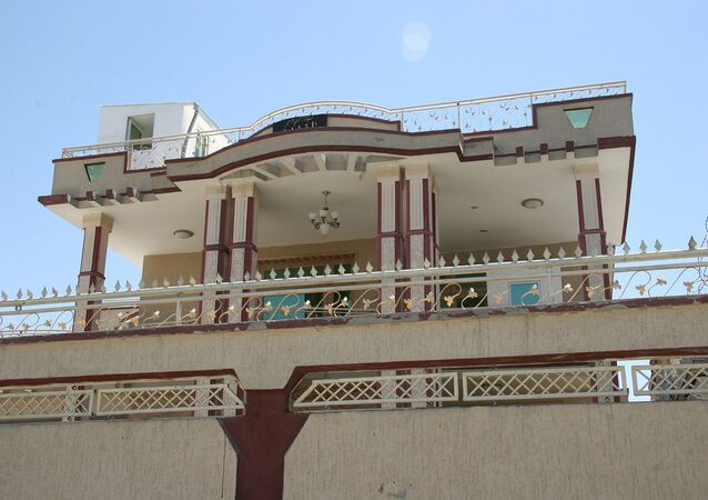 House Front. Afghanistan