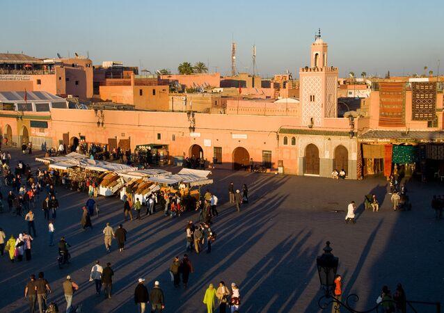 Djemaa El Fna. Morocco