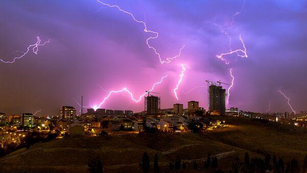Thunderstorm. Ankara - Sputnik International