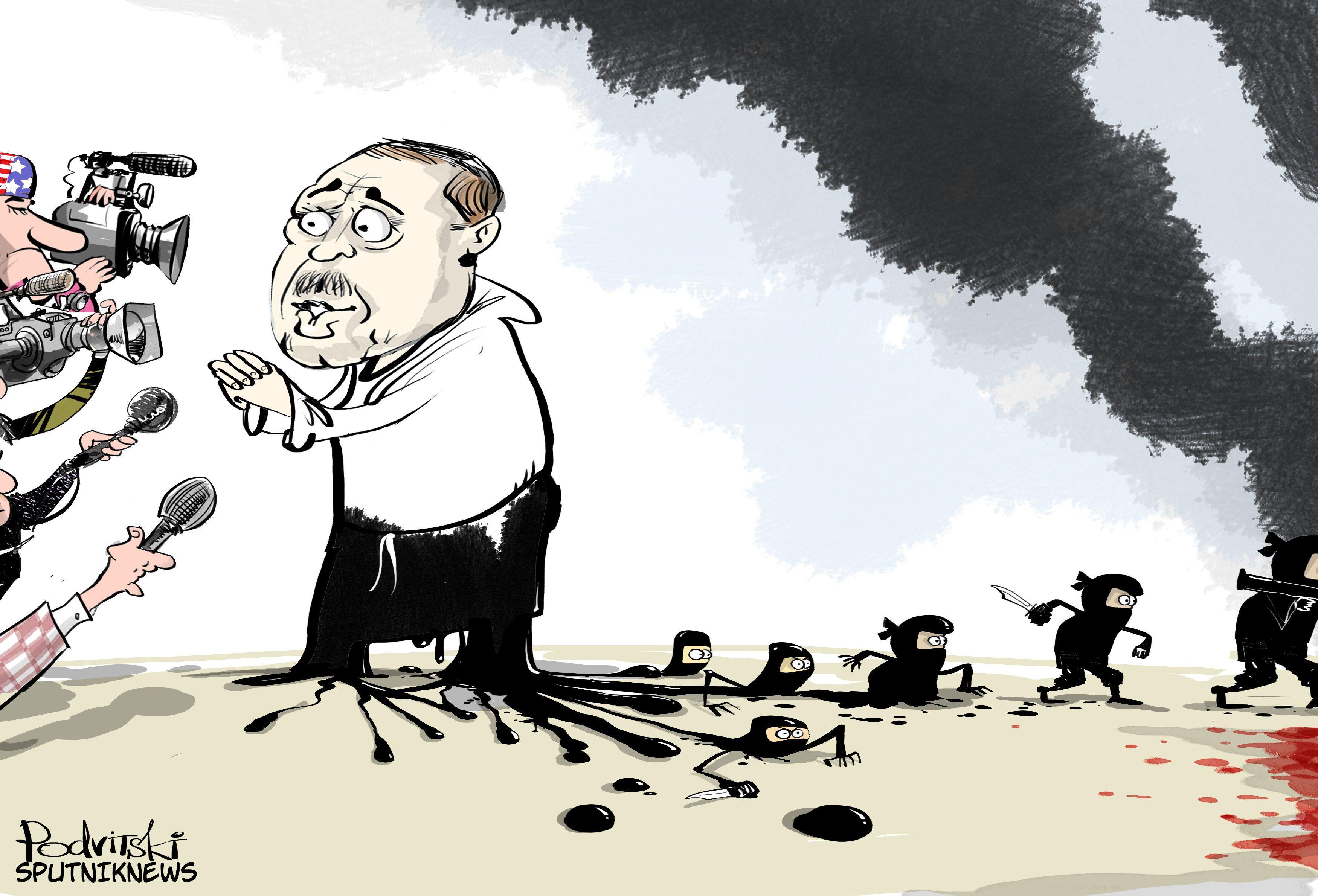 Erdogan oil