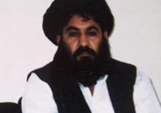 Taliban leader Mullah Akhtar Mansour