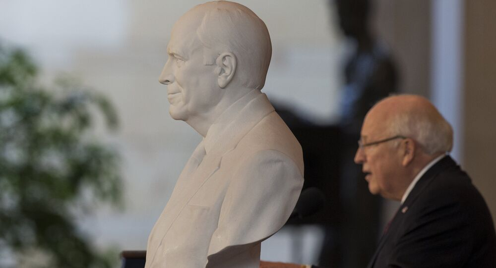 Outrage as US Government Erects Monument to 'War Criminal' Dick Cheney
