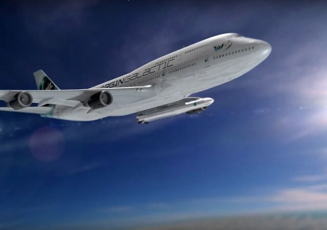 Richard Branson to Hurl Rockets Into Space Using Boeing 747