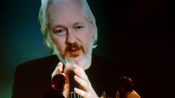 Julian Assange. File photo - Sputnik International