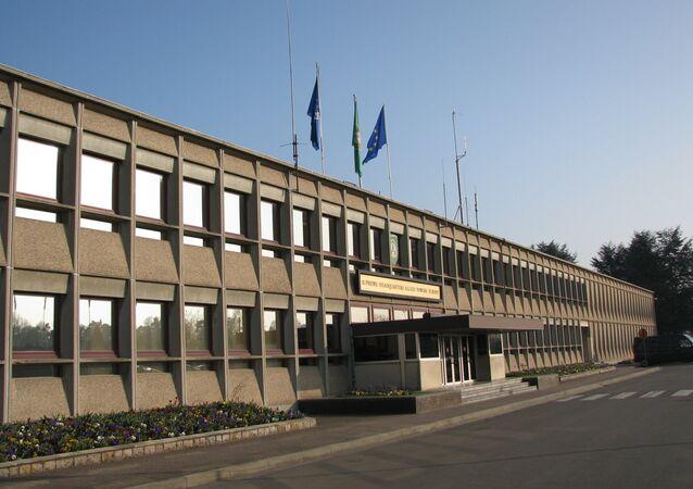 NATO SHAPE headquarters in Mons, Belgium