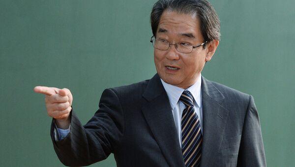 Lecture by Prof. Hiroshi Amano, 2014 Nobel Prize winner (Physics) - Sputnik International