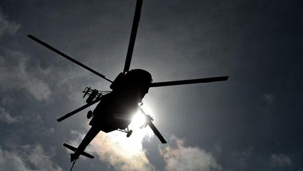 Helicopter. File photo - Sputnik International