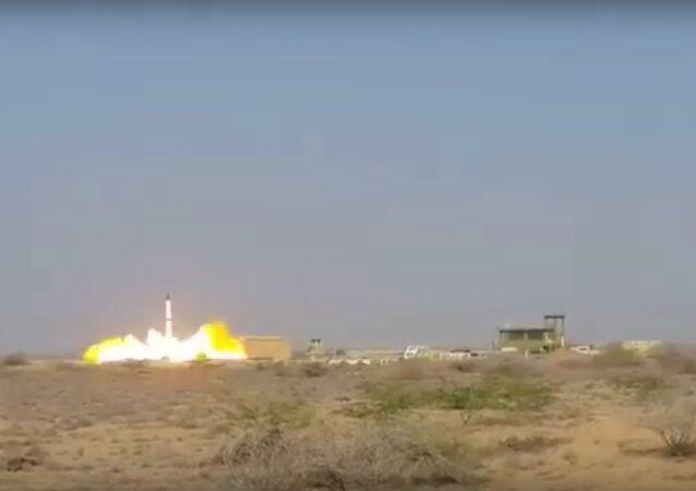 Shaheen III Ballistic Missile of Pakistan