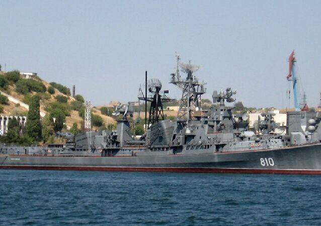 Smetlivy anti-submarine ship