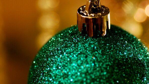 Christmas bauble - Sputnik International