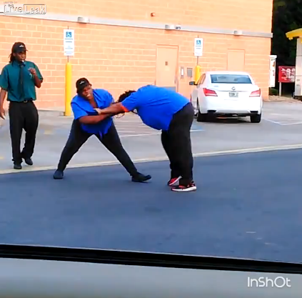 Fries with That ? McDonalds Workers Street Fight