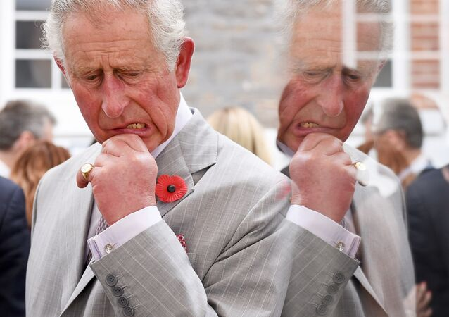 Britain's Prince Charles