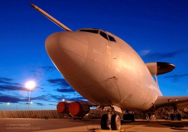 E3D Sentry AWACS Aircraft