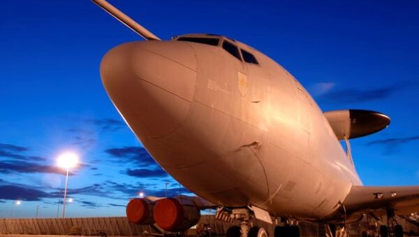 E3D Sentry AWACS Aircraft - Sputnik International