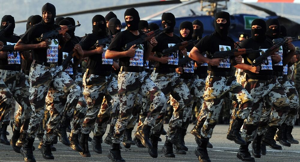 Saudi special forces (File)