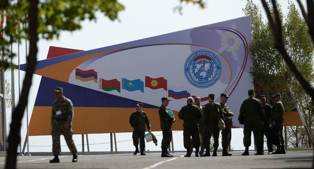 Enduring Brotherhood 2015 CSTO peacekeeping exercises
