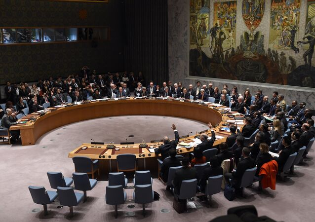 The UN Security Council has adopted a resolution to repatriate in three circumstances peacekeepers engaged in sexual abuse or exploitation.