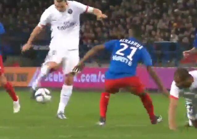 Caen vs Paris Saint Germain – Highlights