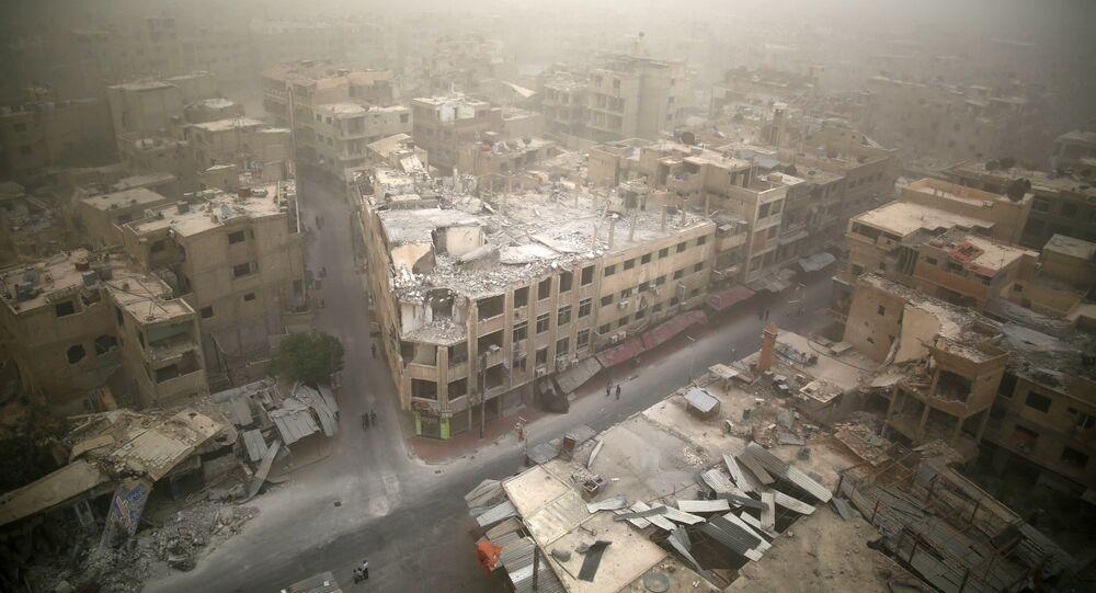Damascus. (File)