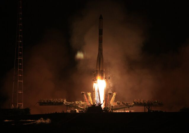 Progess M-16M cargo shpaceship launched to ISS