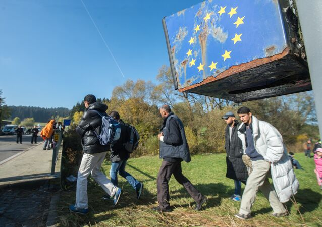 Former Czech President Vaclav Klaus claims that Europe will soon face a real migration tsunami.