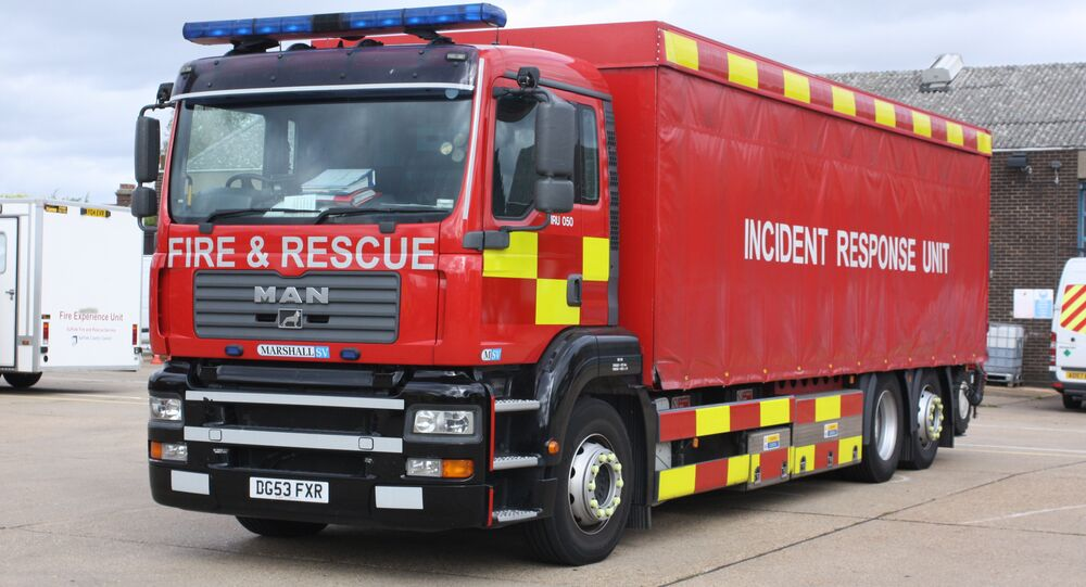 UK Incident Response Unit