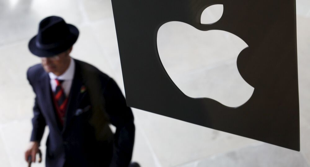 Apple and Britain's security