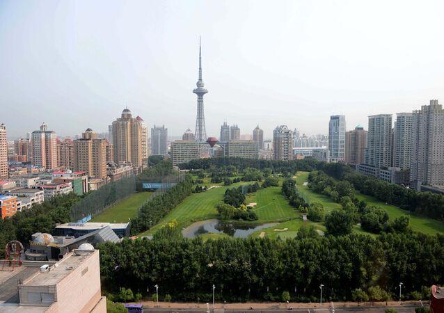 World cities. Harbin