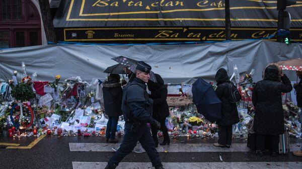 Paris terror attacks - Sputnik International