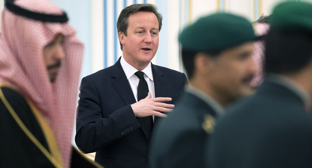 Secret UK-Saudi deal