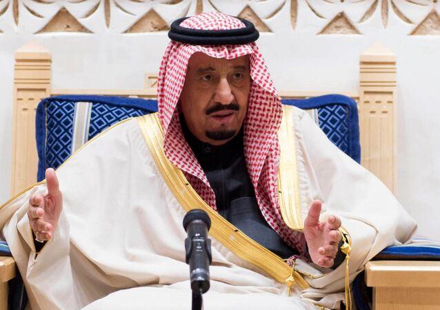 Saudi King Salman bin Abdelaziz